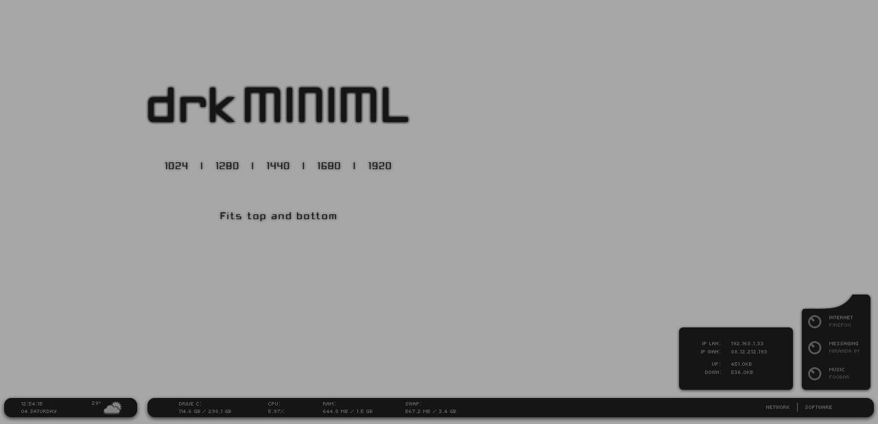 drkMINIML by Folter-x