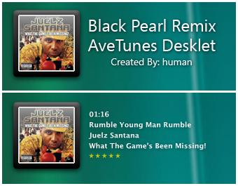 Black Pearl Remix by TechDBZ