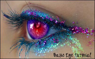 basic eye tutorial