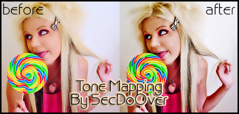 Tone Mapping by secdoover-resources