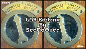 LAB Editing