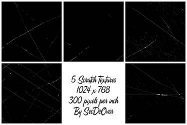 Scratch Texture Pack 1