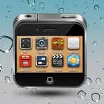 iPhone4s Mini Dock for XWidget