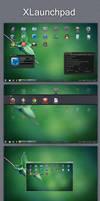 XLaunchpad 1.08 2012-7-31  portable version by xwidgetsoft