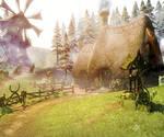 Countryside DreamScene for XDesktop