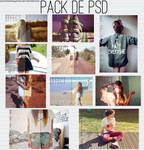PSD's pack