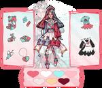 Polina (outfit design trade)