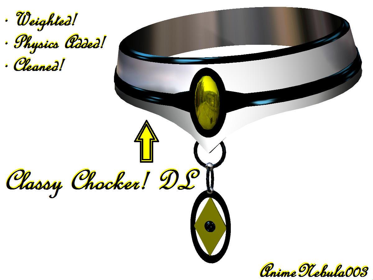 Classy Chocker DL by AnimeNebula003