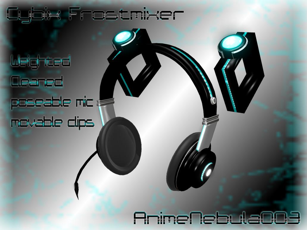 Cybix Frostmixer - AN003 by AnimeNebula003