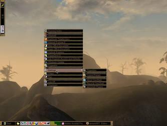 Morrowind for geOShell by Mistshadow2k4