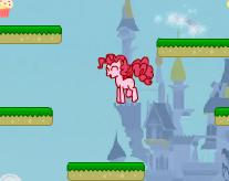 Pinkie Jump by CertaintyPrinciple