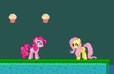 Super Pinkie World 2 by CertaintyPrinciple