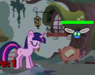 Twilight's Library Defence