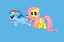 Rainbow Dash Rescue