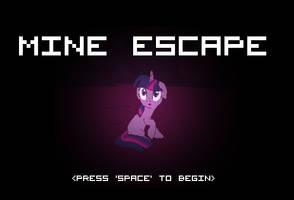 Mine Escape by CertaintyPrinciple
