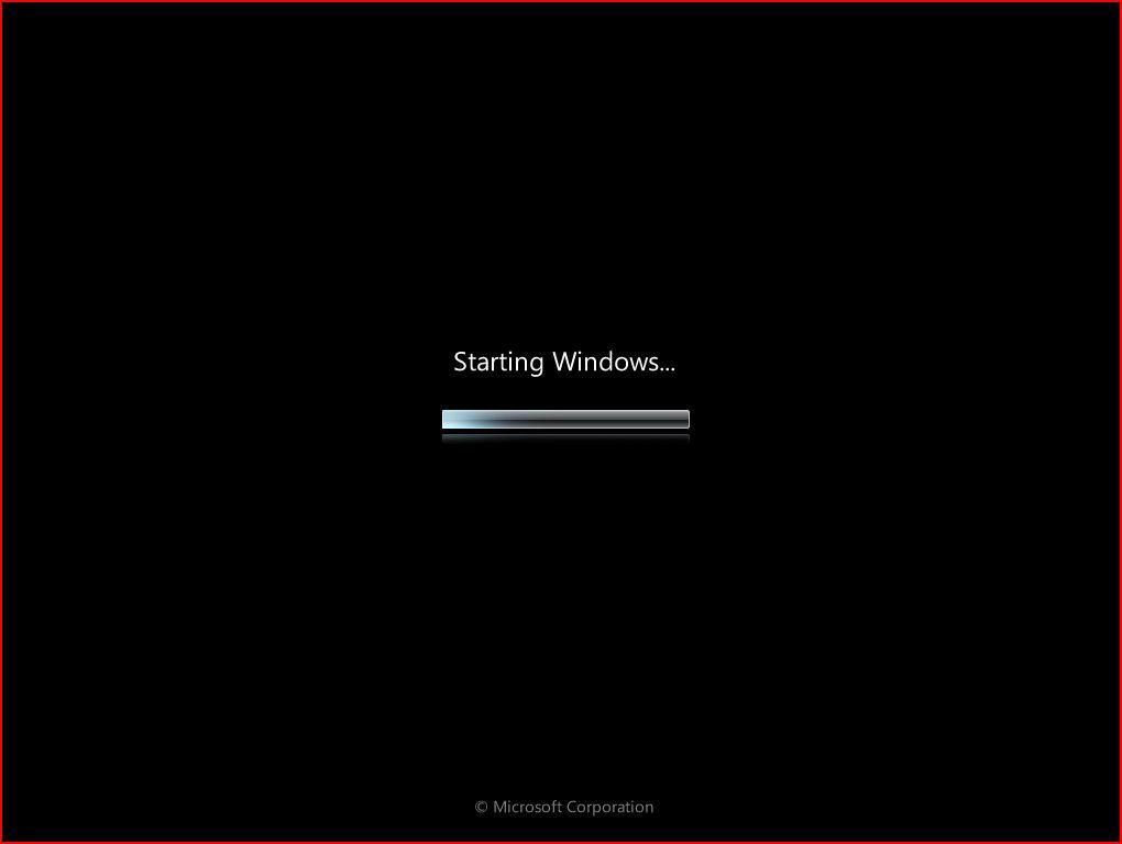 Windows7 Build 6801 Bootscreen By Misaki2009