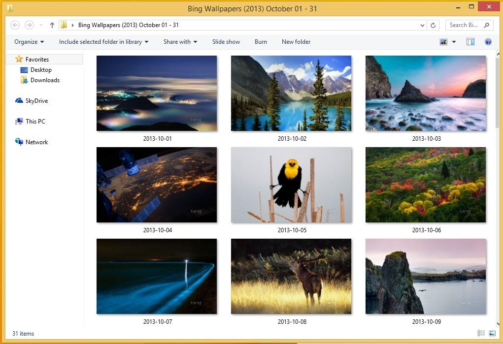 Bing wallpapers 2013 october 01 31 by misaki2009 on deviantart
