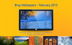 Bing Wallpapers - February 2015