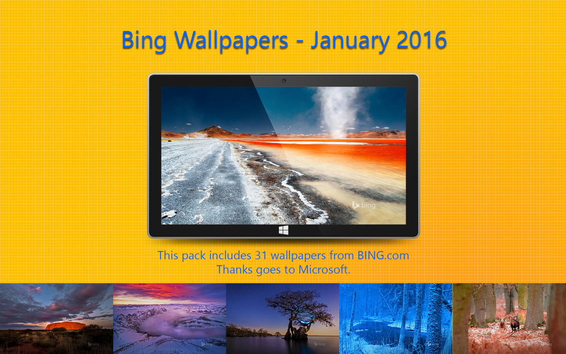 january 2016 bing -#main