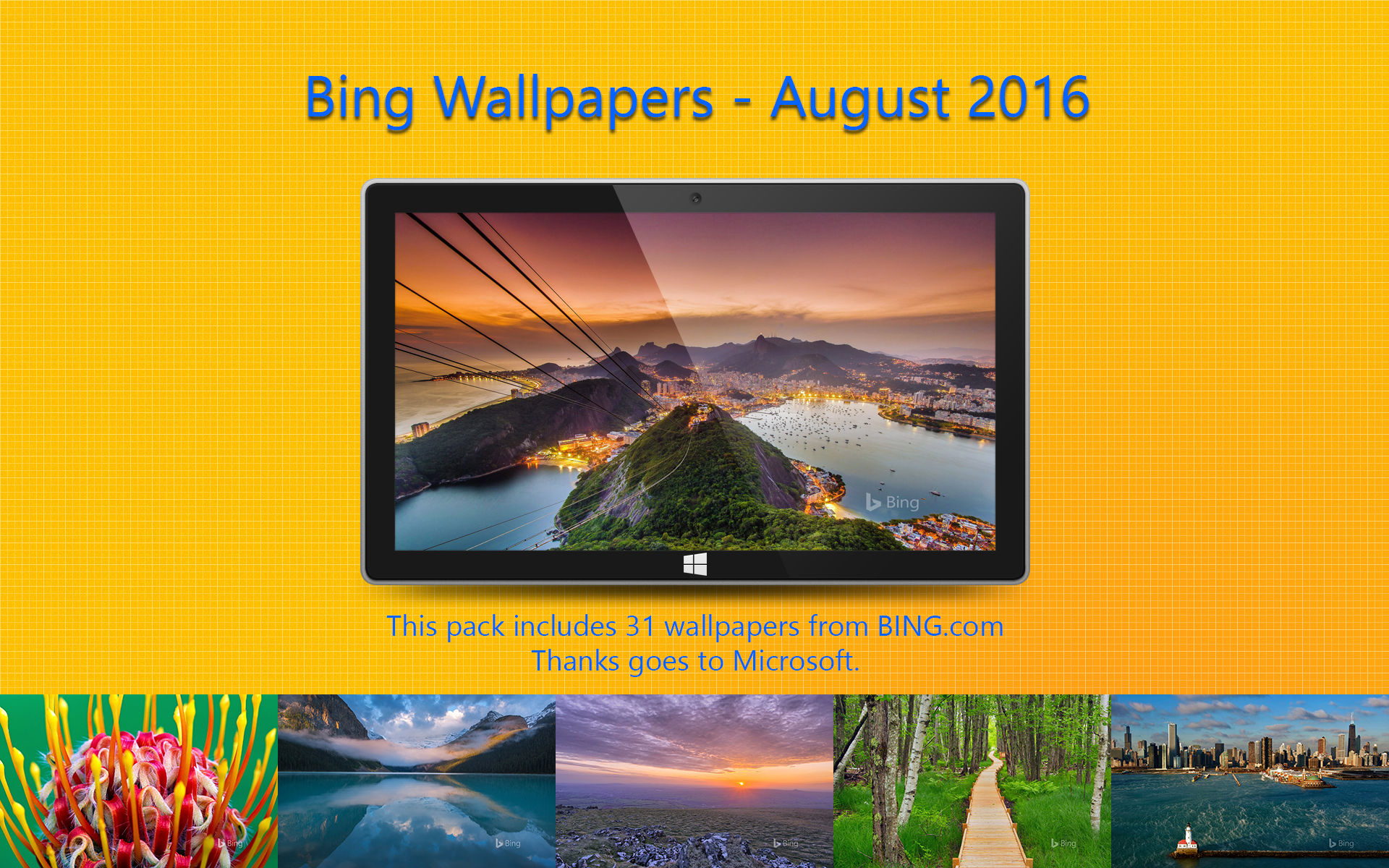 bing s july 2016 wallpaper - photo #46