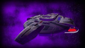 Violet Defiant by Fobok