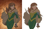 Hope Summers by windriderx23 FLATS