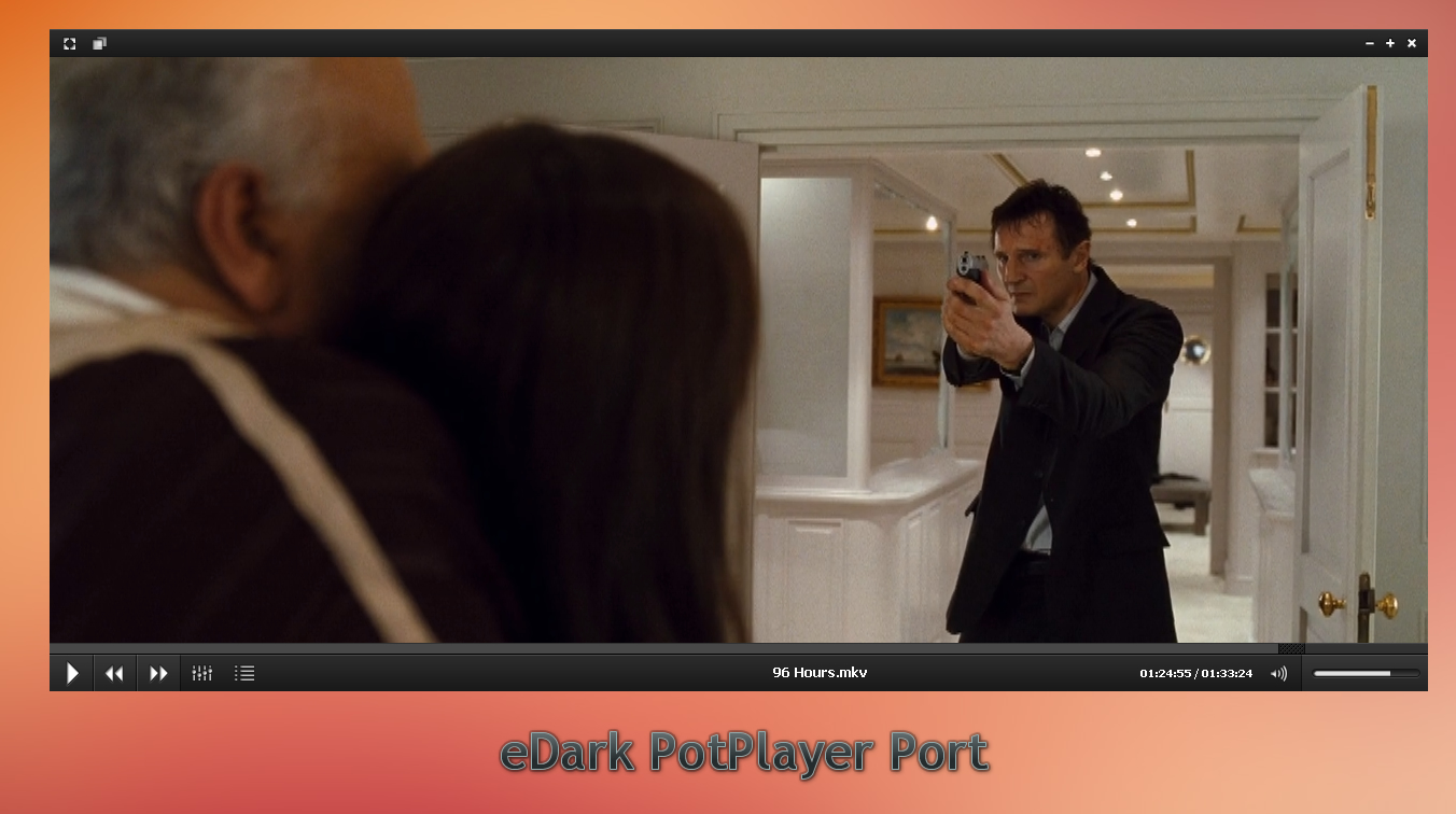 eDark PotPlayer Port