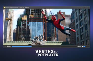 Vertex Dark for PotPlayer by dlind87