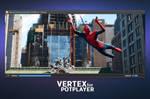 Vertex Dark for PotPlayer
