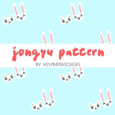 jongyu pattern by keyandsnickers
