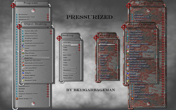 Pressurized RC