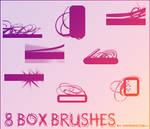 8 'box' brushes