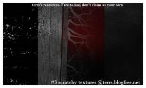 Scratchy textures