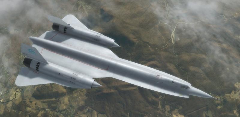 YF-12 - General Resource Defense Force by Jetfreak-7