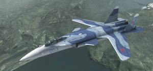 Su-47 - Russian Air Force