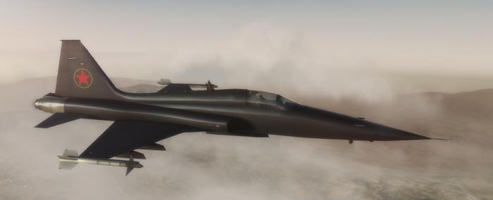 F-5E - Top Gun