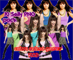 Selena gomez PNG Colors by ButterflyEditions