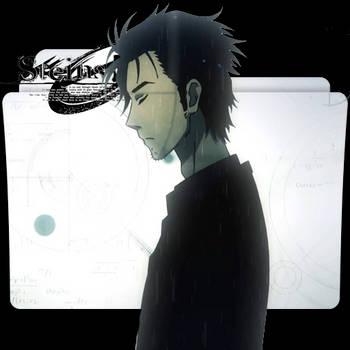Steins Gate 0 Folder Icon by karsimyuri