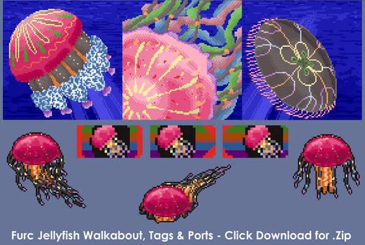 Furc Jellyfish Walkabout [Free]