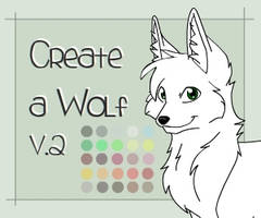 Create a Wolf v2 by Khalypso