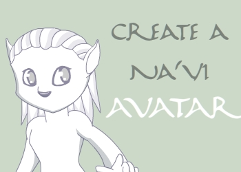 Create a Na'vi Avatar by Khalypso