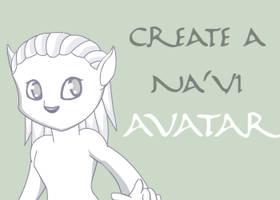 Create a Na'vi Avatar by Khalypso