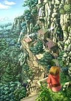 [Making] Amie Village 2 by Nonohara-Susu