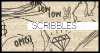 Scribble Brushes by SunshineResources