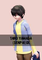 TDA Taro Yamada(Senpai) by HirotoKawaiii