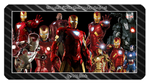 Iron Man/War Machine Render Pack