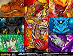 P'Team 2 - The 6 Demon Lords