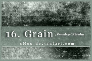 16. Grain by xMo0