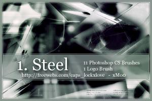 1. Steel by xMo0