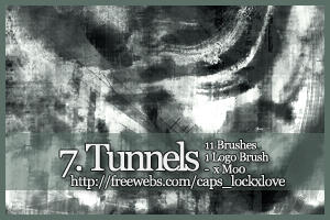 7. Tunnels by xMo0